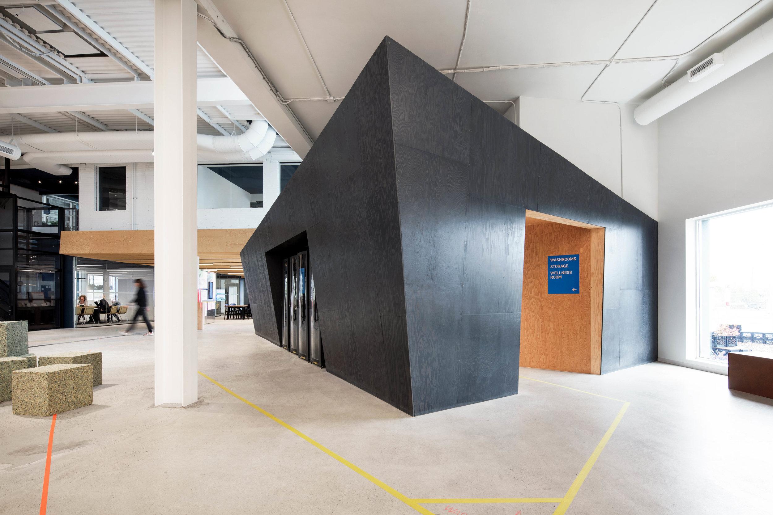 Sidewalk Labs Toronto HQ -