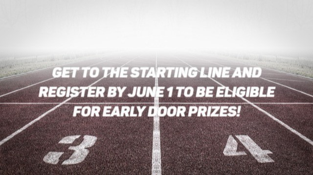Sun's out ☀️Run it out 🏆 Looking for some incentive to get you started?? Sign up for the Superhero 5k, Fun Run, or Virtual Race by JUNE 1 to be eligible to win several early bird door prizes!  Prizes include giftcards and sweet swag to get you all pumped up for Race Day. All entrants who complete registration by June 1 are automatically entered. Sign up and share before it's too late! Link in bio.