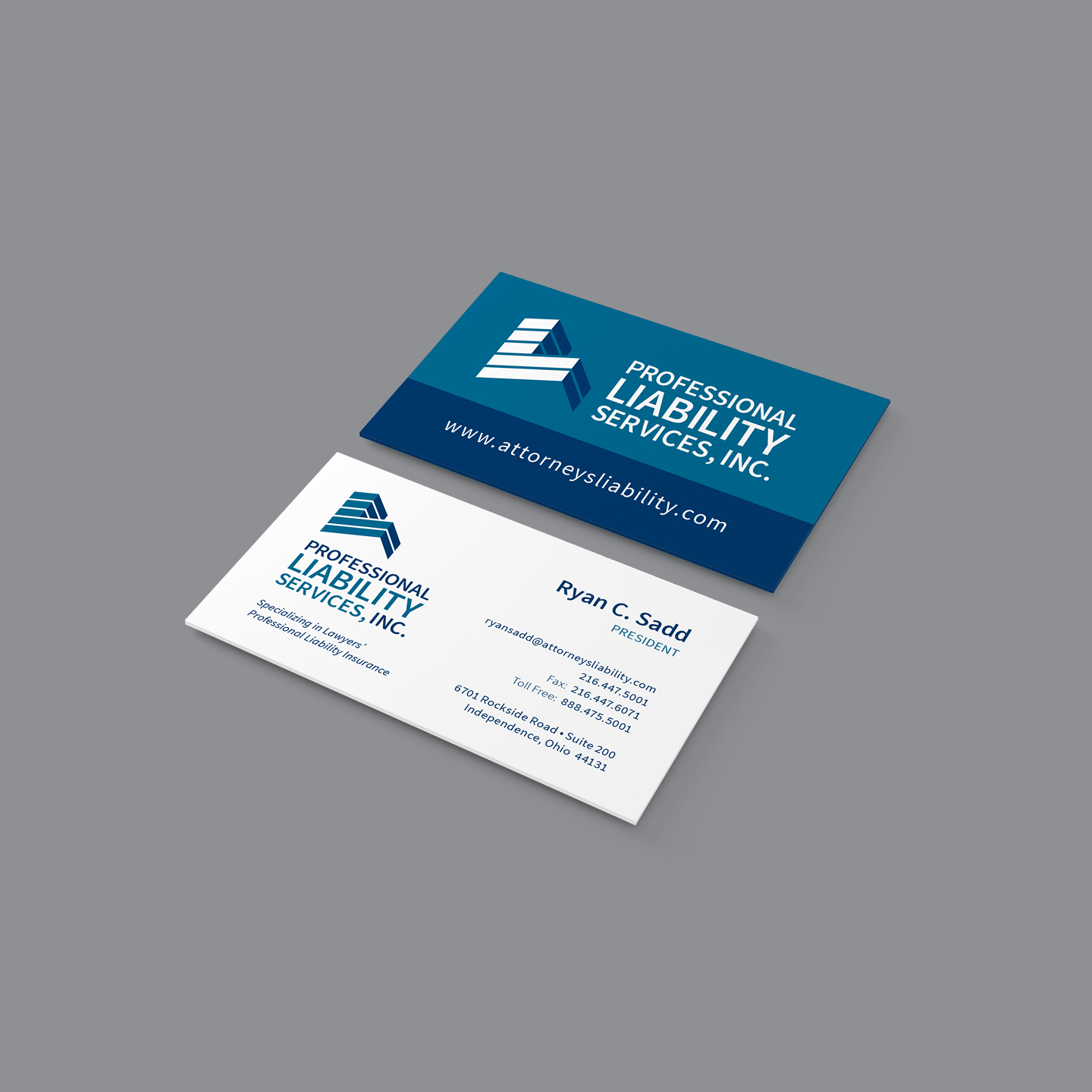 PLSI Business Cards