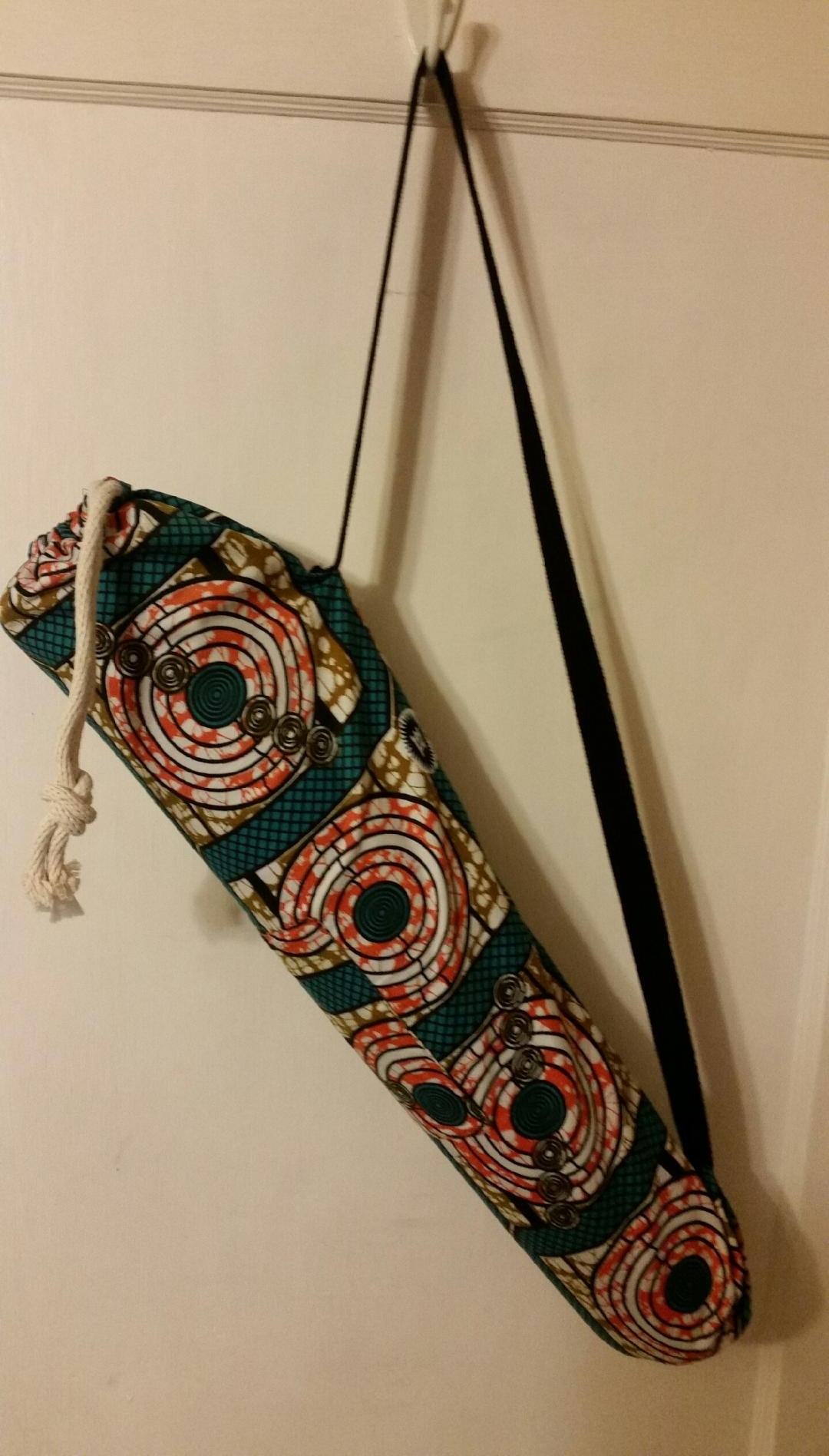 Yoga mat bag -
