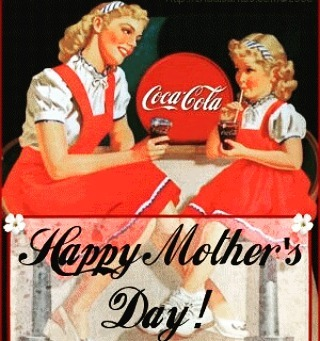 Wish all the Moms a happy happy Mother's day!