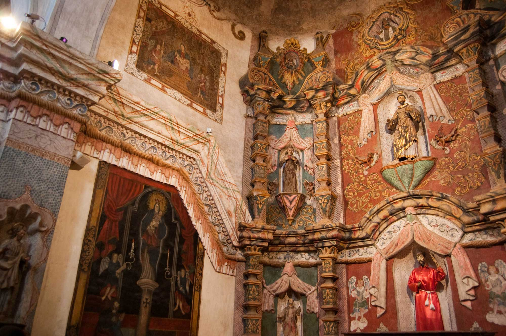 The Restoration of San Xavier Del Bac -