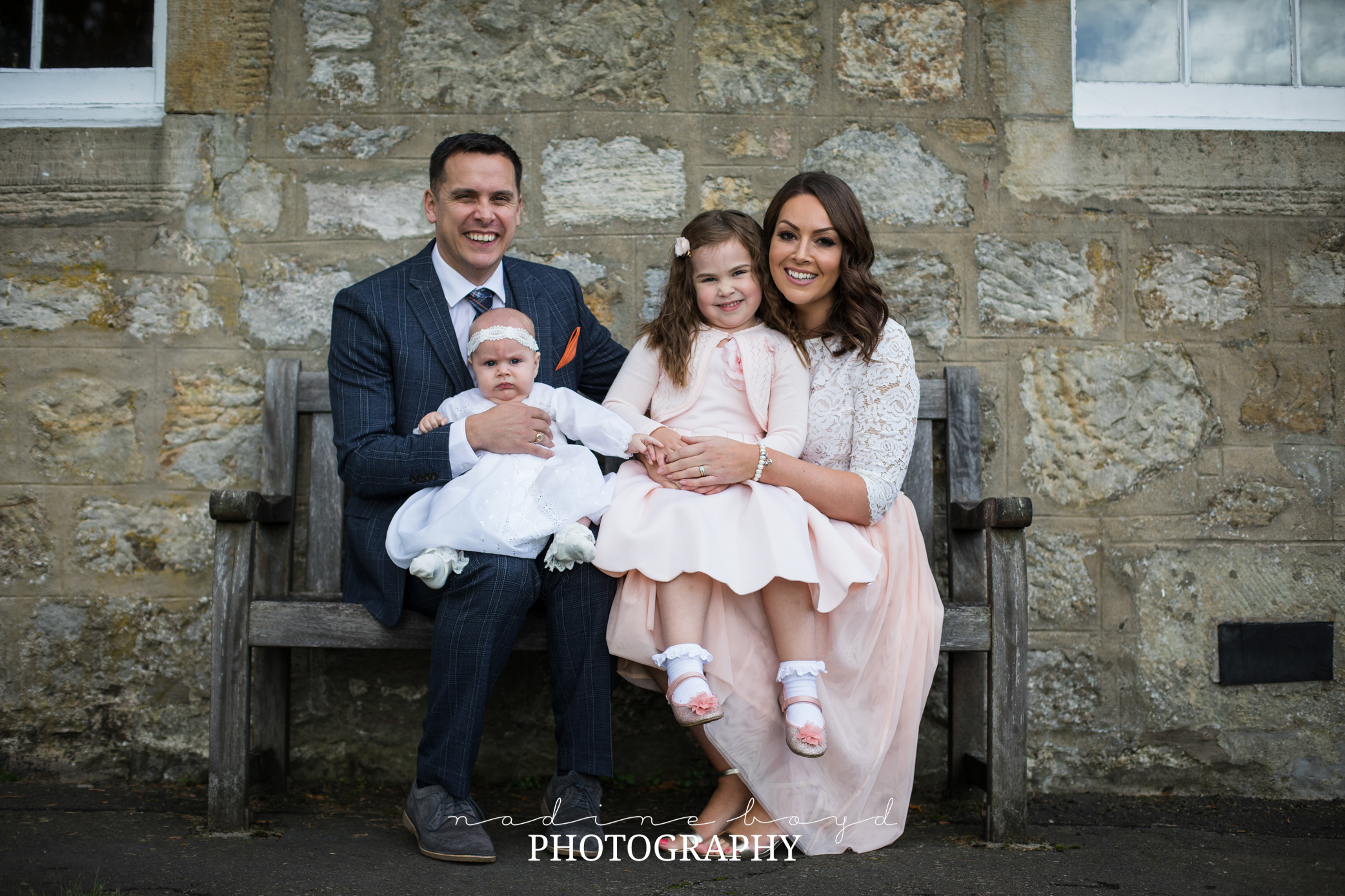 Wedding and christening photography