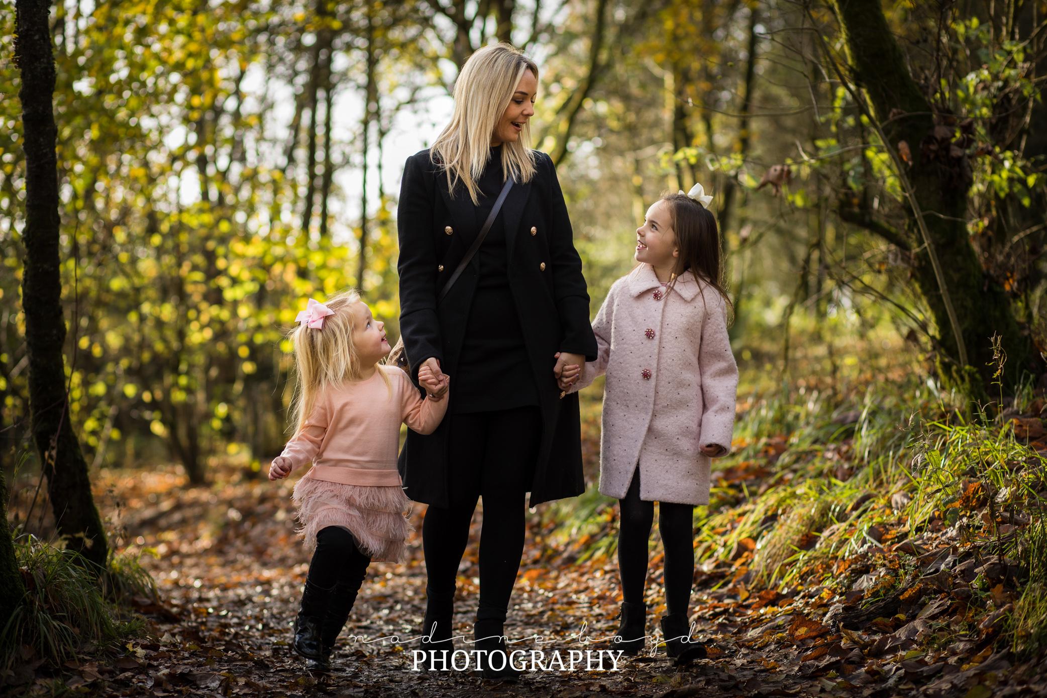 Family photographer Glasgow
