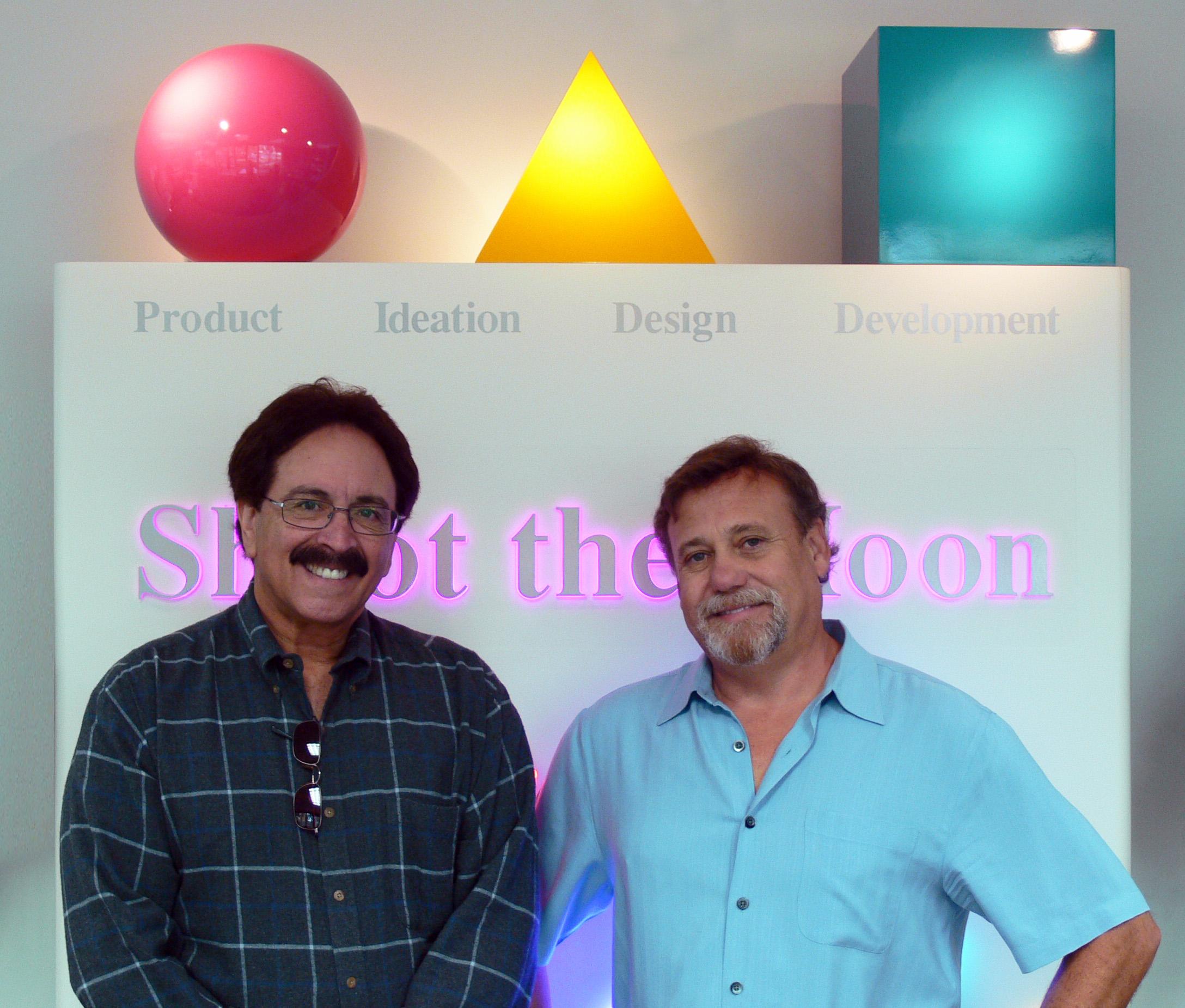 Paul Rago and David Small