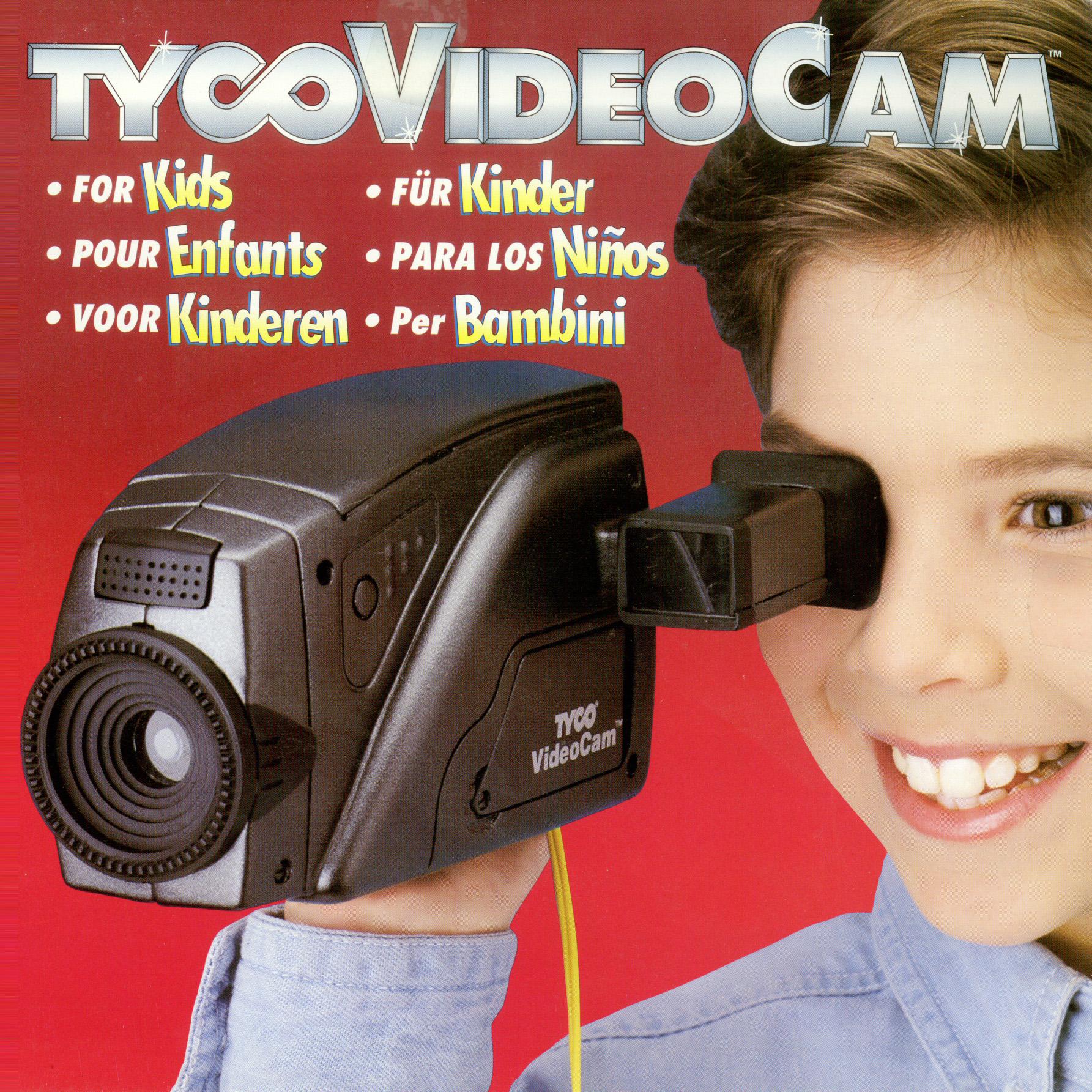 Tyco Video Cam