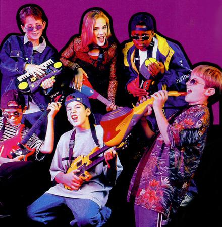 Kawasaki Rockers Band