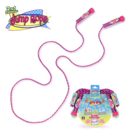 2 in 1 Jump Rope