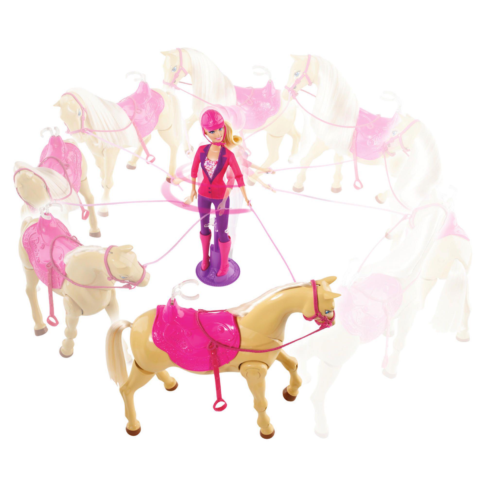 Barbie Train to Trot Tawny