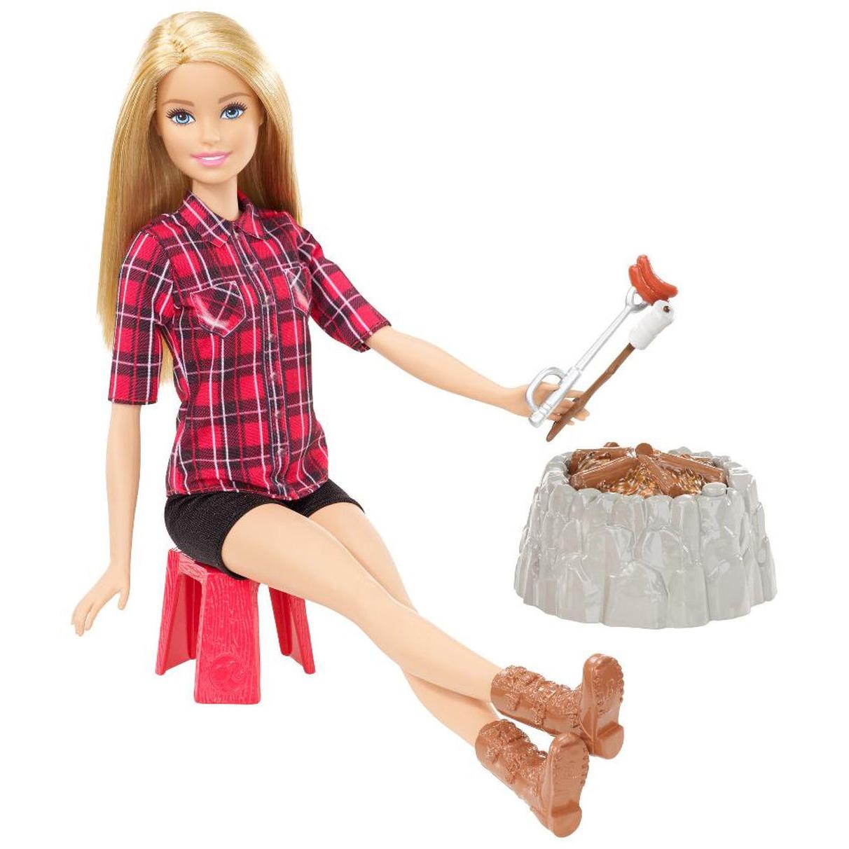 Barbie Campfire