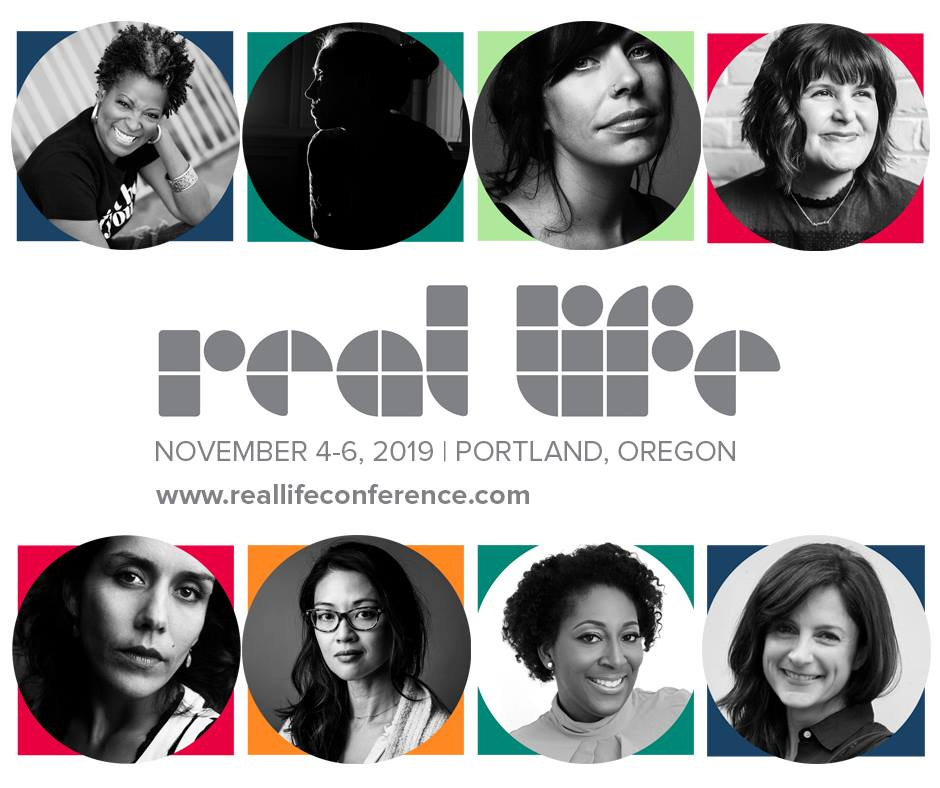 real life conference 2019 portland oregon