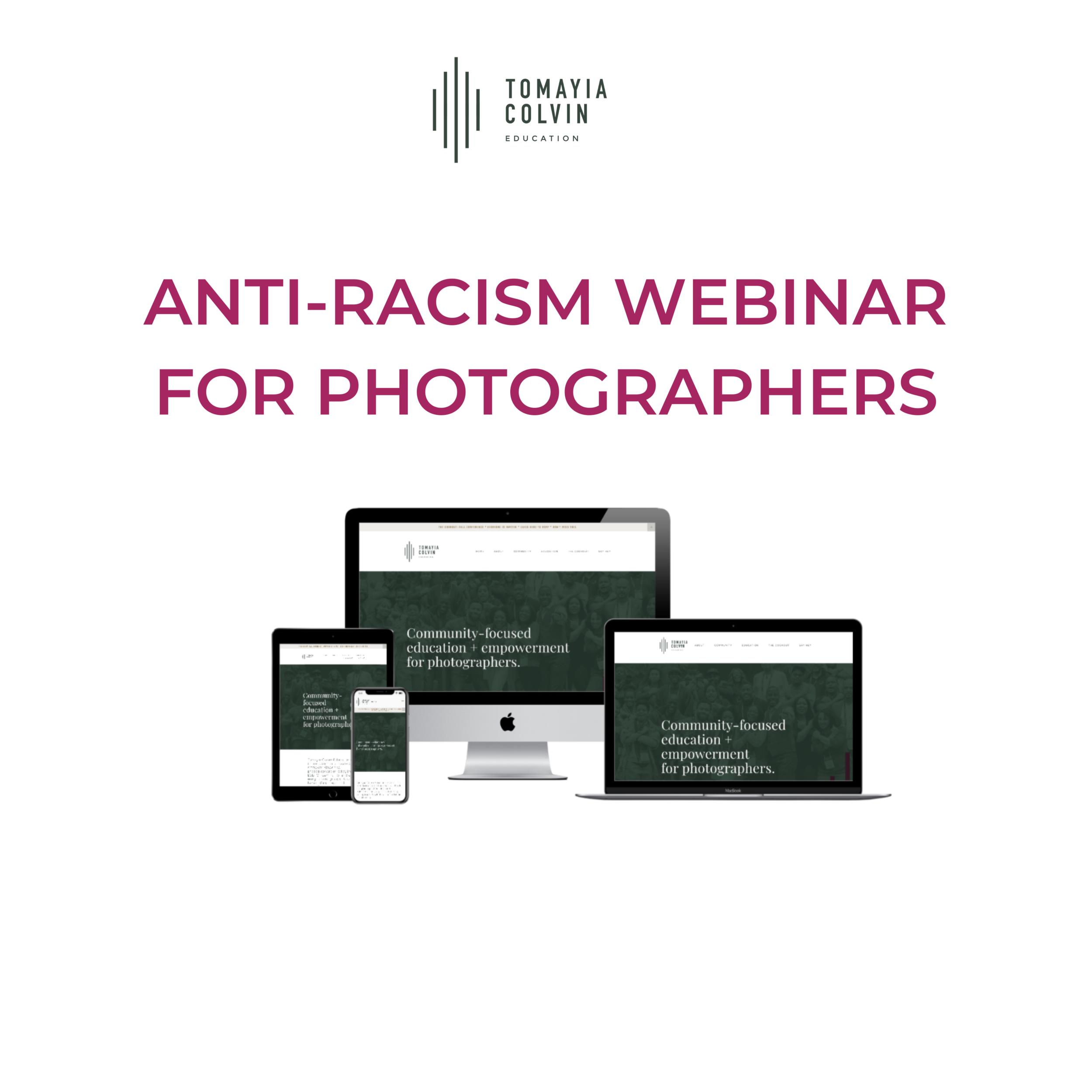 Anti-Racism Courses