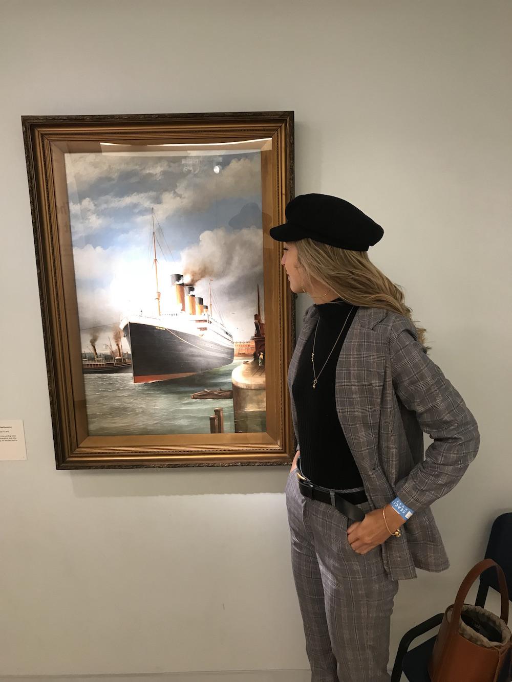 Museu do Titanic