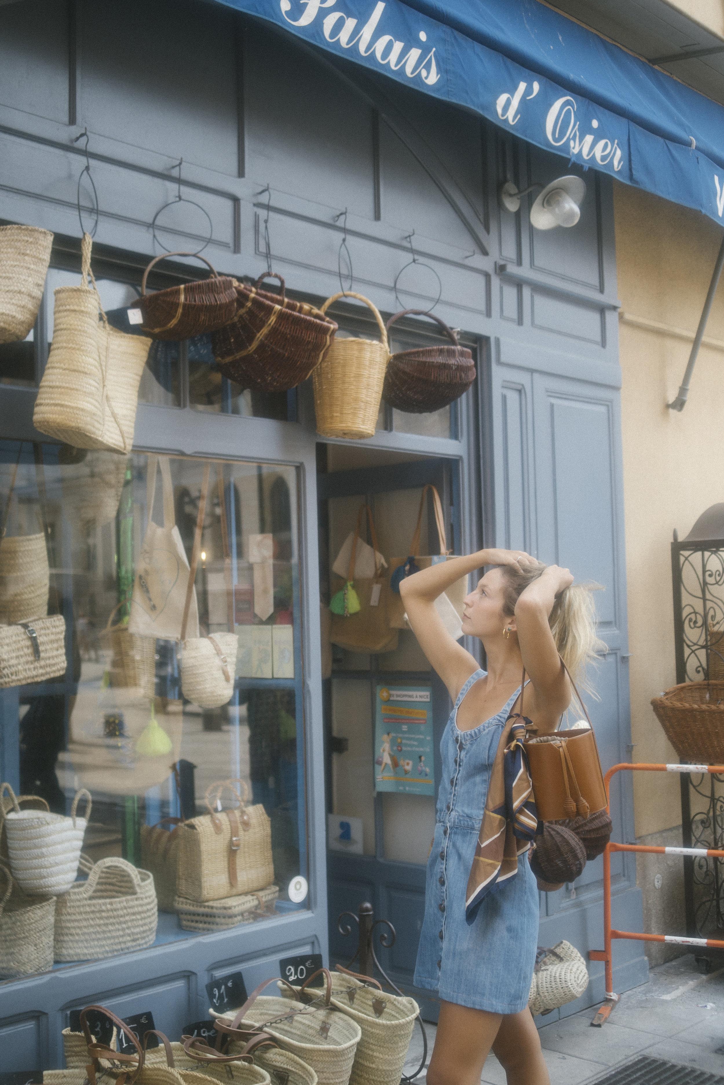 Minha loja preferida, na Rue de la Préfecture, 3. Não foram poucas as visitas a este lugar.