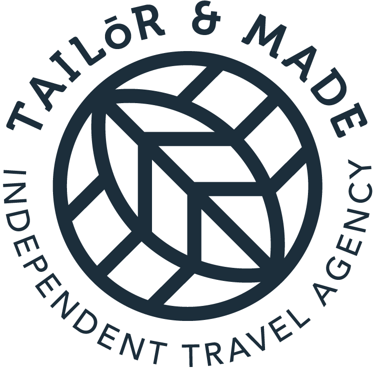 Tailor and Made Logo.