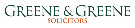 Greene & Greene Solicitors Logo.