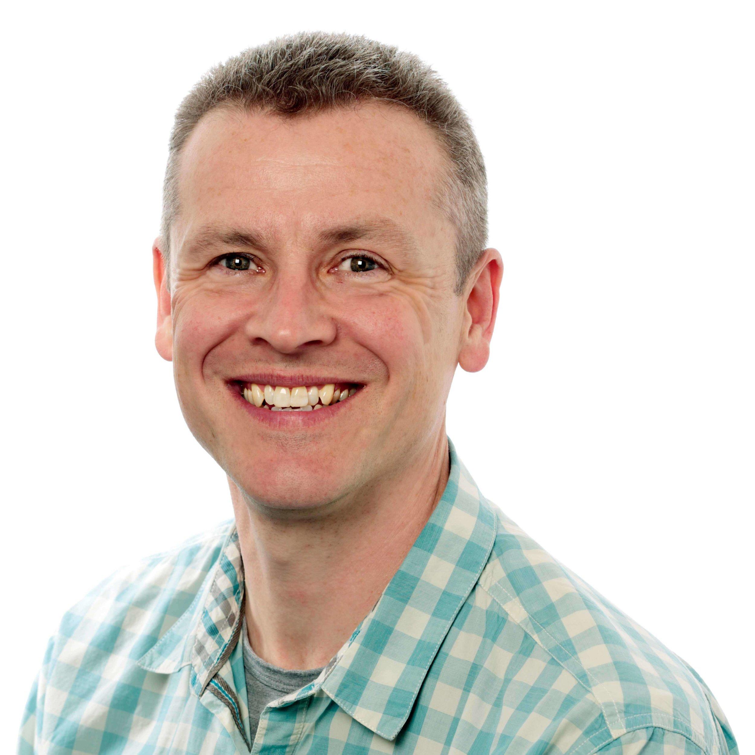 Darren Guiheen from DL Design and Print.