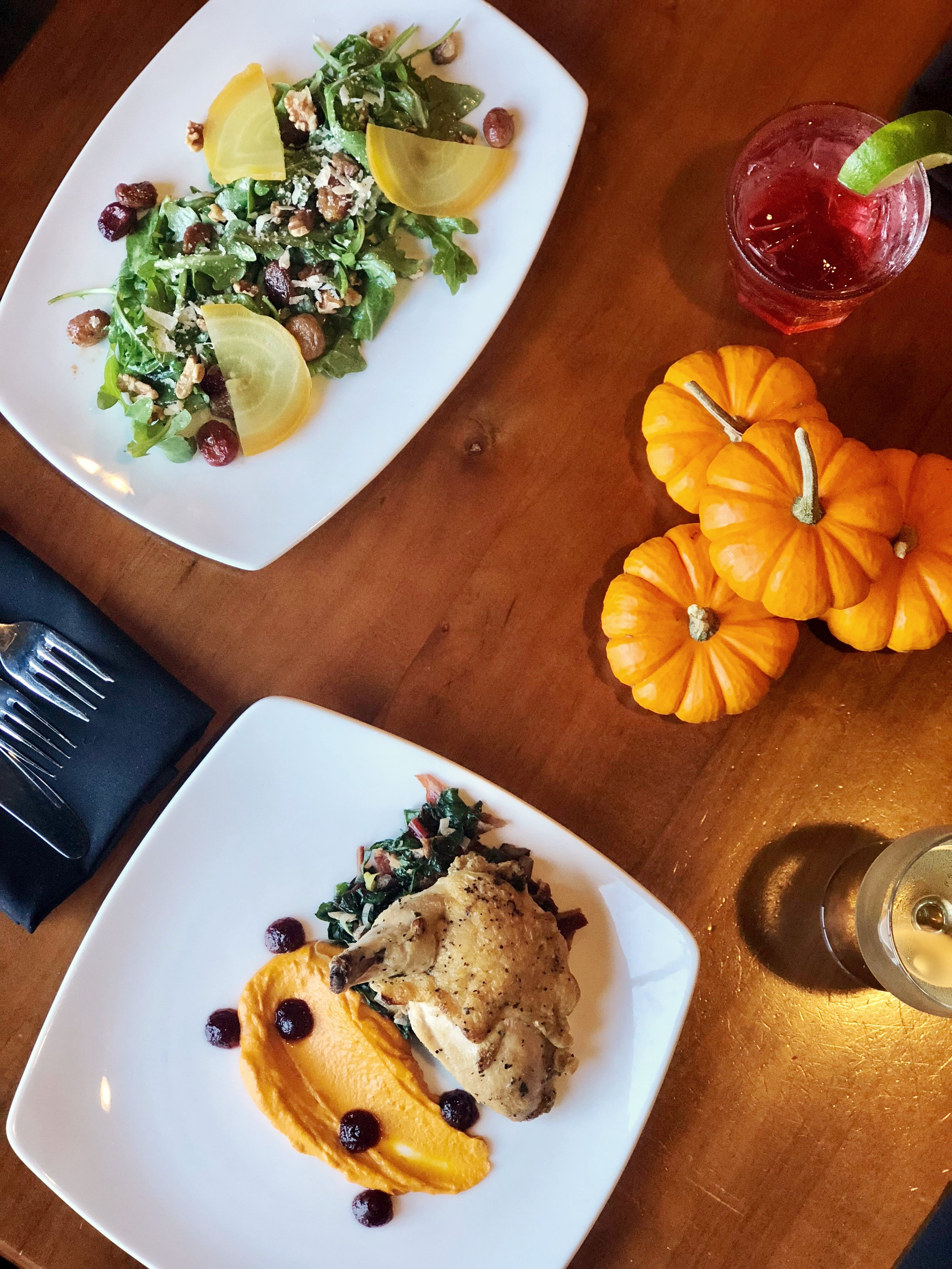 Swamp Fox Farmers Market Menu is available every night through October