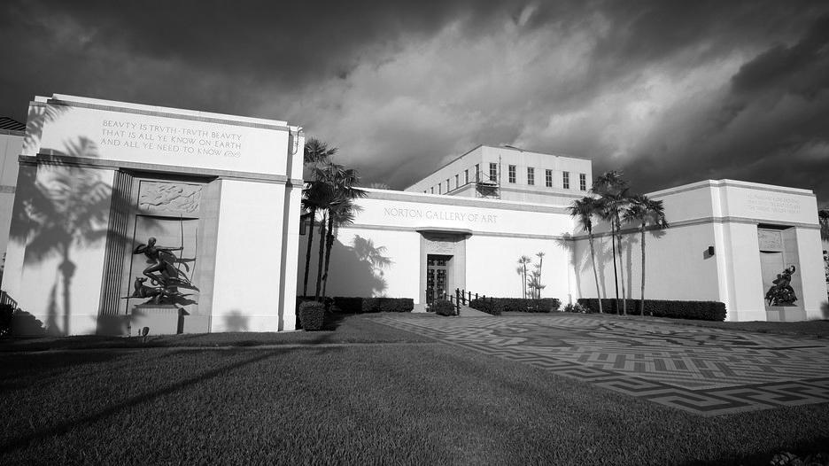 The Norton Museum of Art -