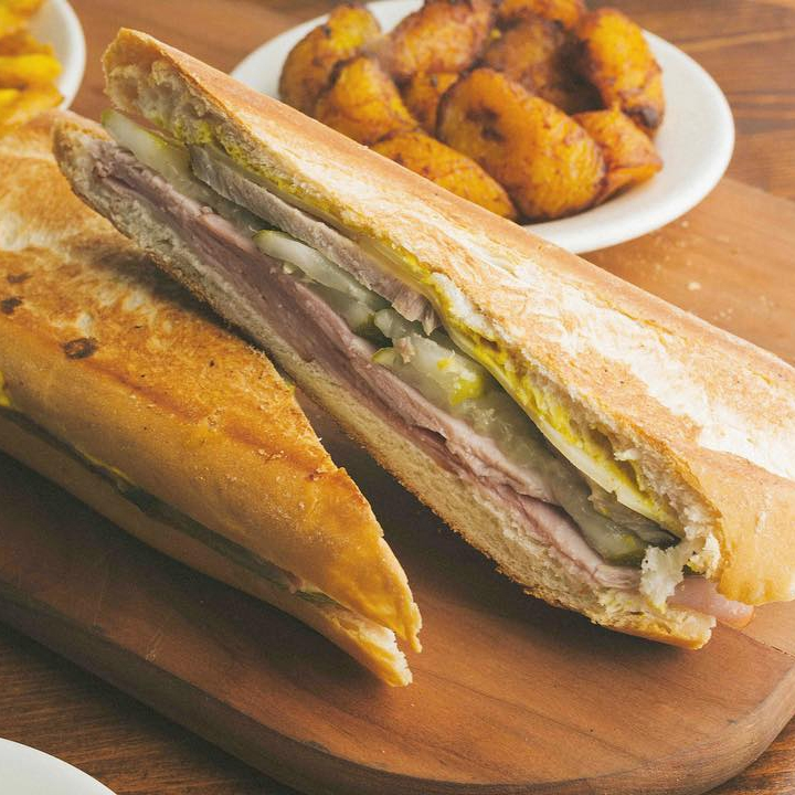 LECHON tROPICAL - Classic cuban sandwiches, delicious lechon(pork) dinner plates and plenty of breakfast options.