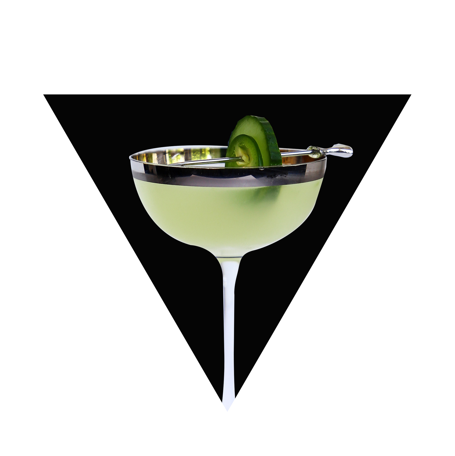 JalapeÑo Cucumber - Ingredients:2 oz VIVA Joven Tequila1 oz Fresh Lime Juice1/2 oz Agave Syrup2 Slices Cucumber2 Slices Jalapeño PepperHow To Mix:Add cucumber, jalapeño, and lime into shaker and muddle. Follow with the tequila and agave syrup. Add ice and shake well. Strain into rocks glass over ice. Garnish with a speared slice of cucumber and jalapeño.
