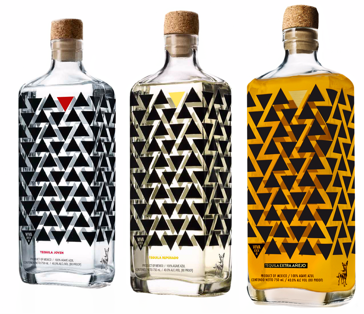 Get Your bottle - VIVA XXXII Tequilas are meant to savor - on the rocks, neat, or as part of an exceptional cocktail