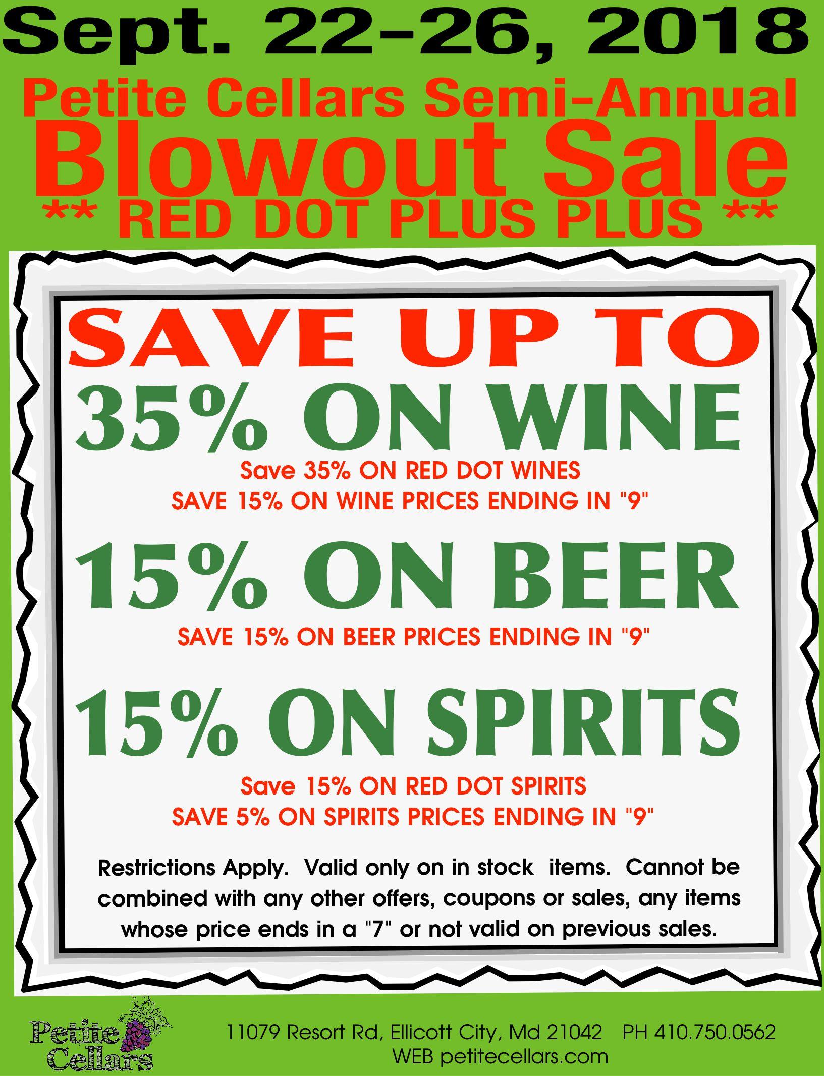 Petite Anniversary Blowout Sale.jpeg