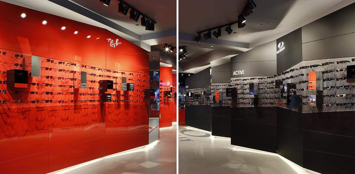 Oakley /Ray Ban   New York - Times Square