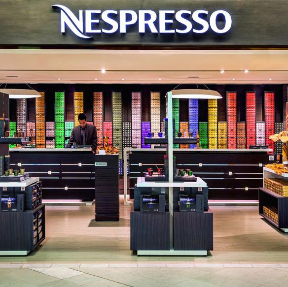 Nespresso   New Jersey - Garden State Plaza