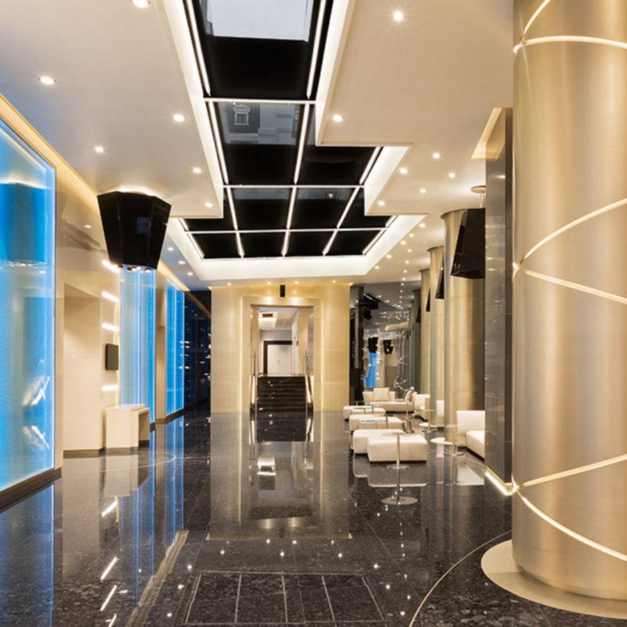 Excelsior Hotel Gallia   Milan -Piazza Duca d'Aosta