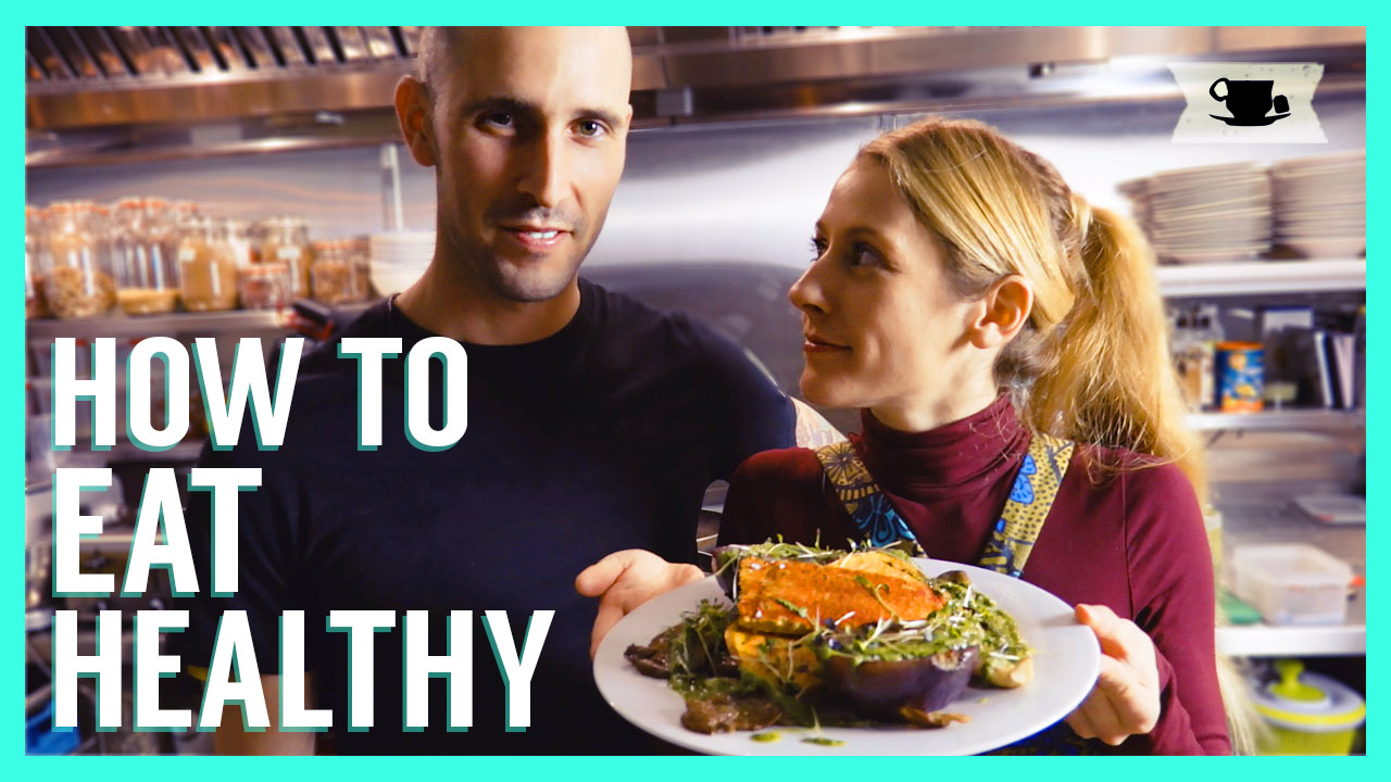 You may also be interested… - In this blog we talk about nutrition with Mirko Lausi, a schef and nutritionist, where we also describe two recipes you can do at home that are totally healthy for your body and soul.