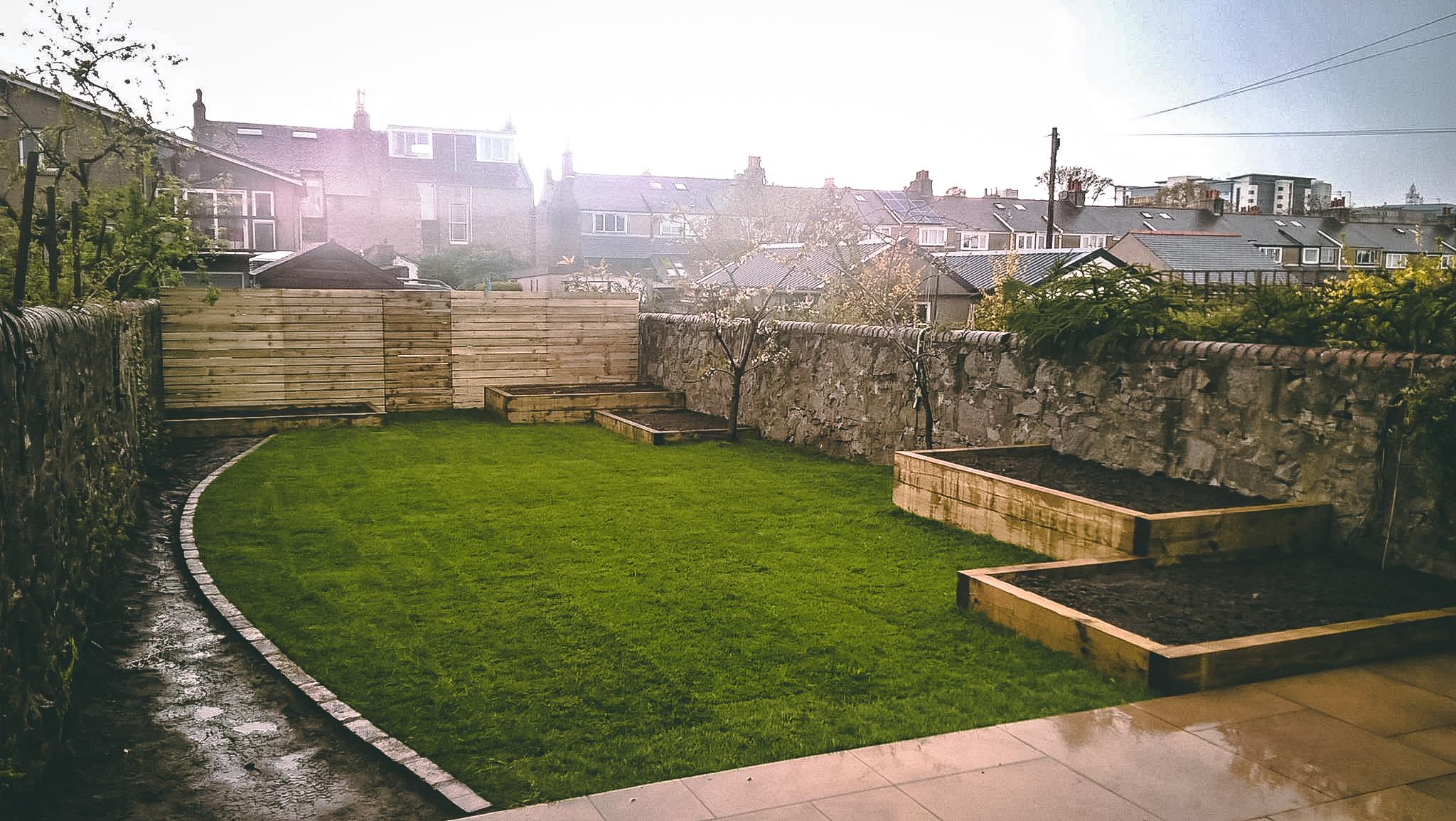 Aberdeen Garden Landscaping