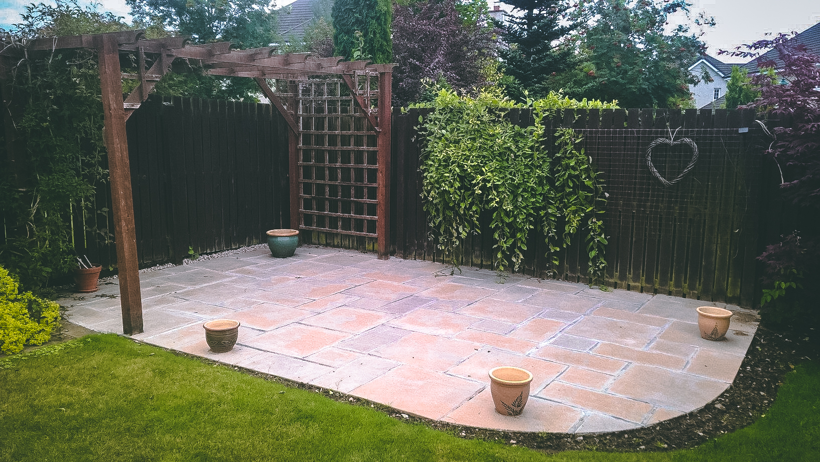 Banchory patio