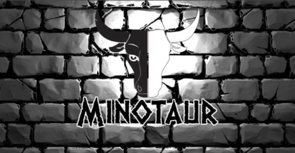 Minotaur - a cooperative language building game