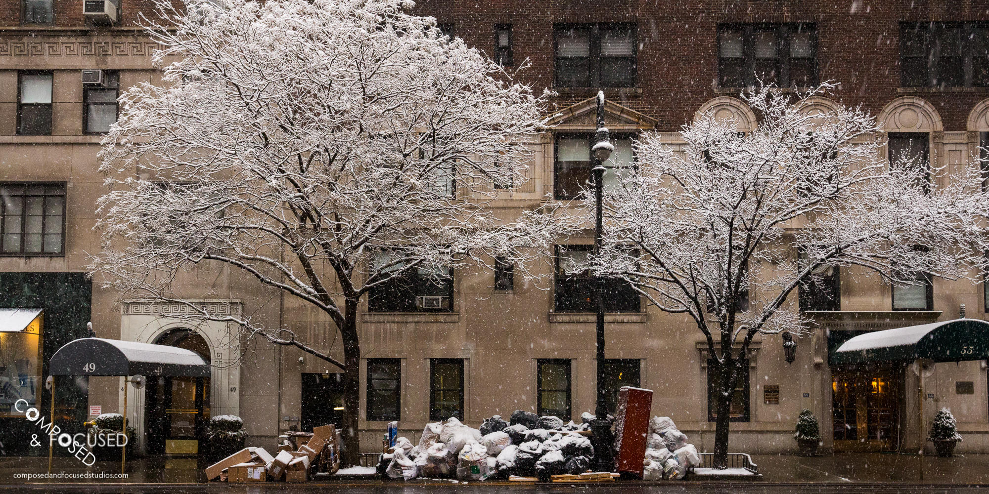 Ugly Urban Beauty in New York City