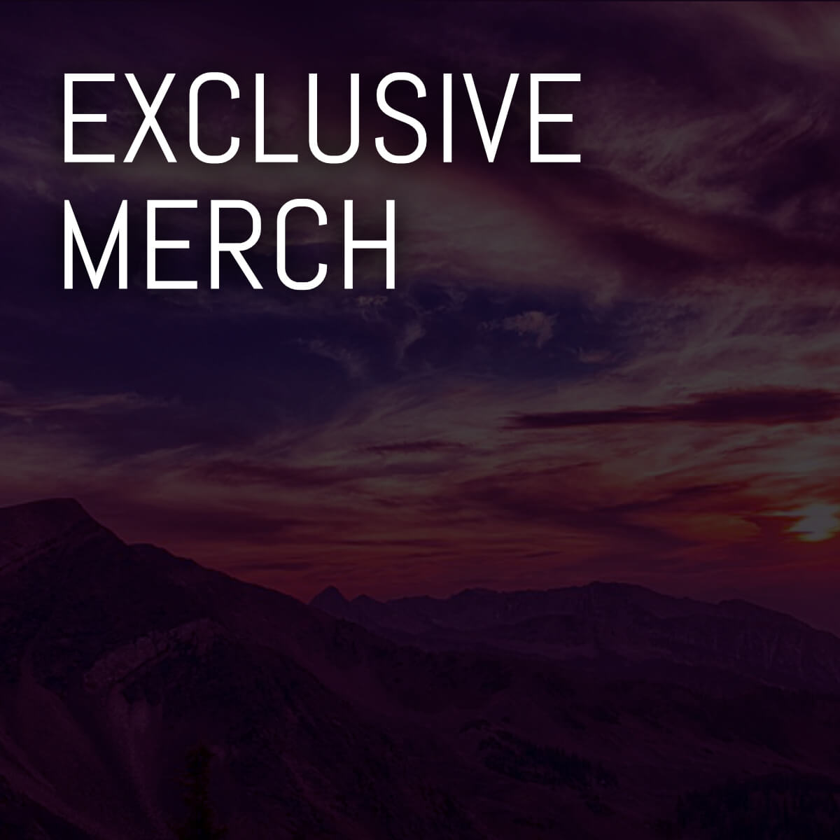 We will be creating merchandise that only members of The Void can purchase. More info to be revealed soon…