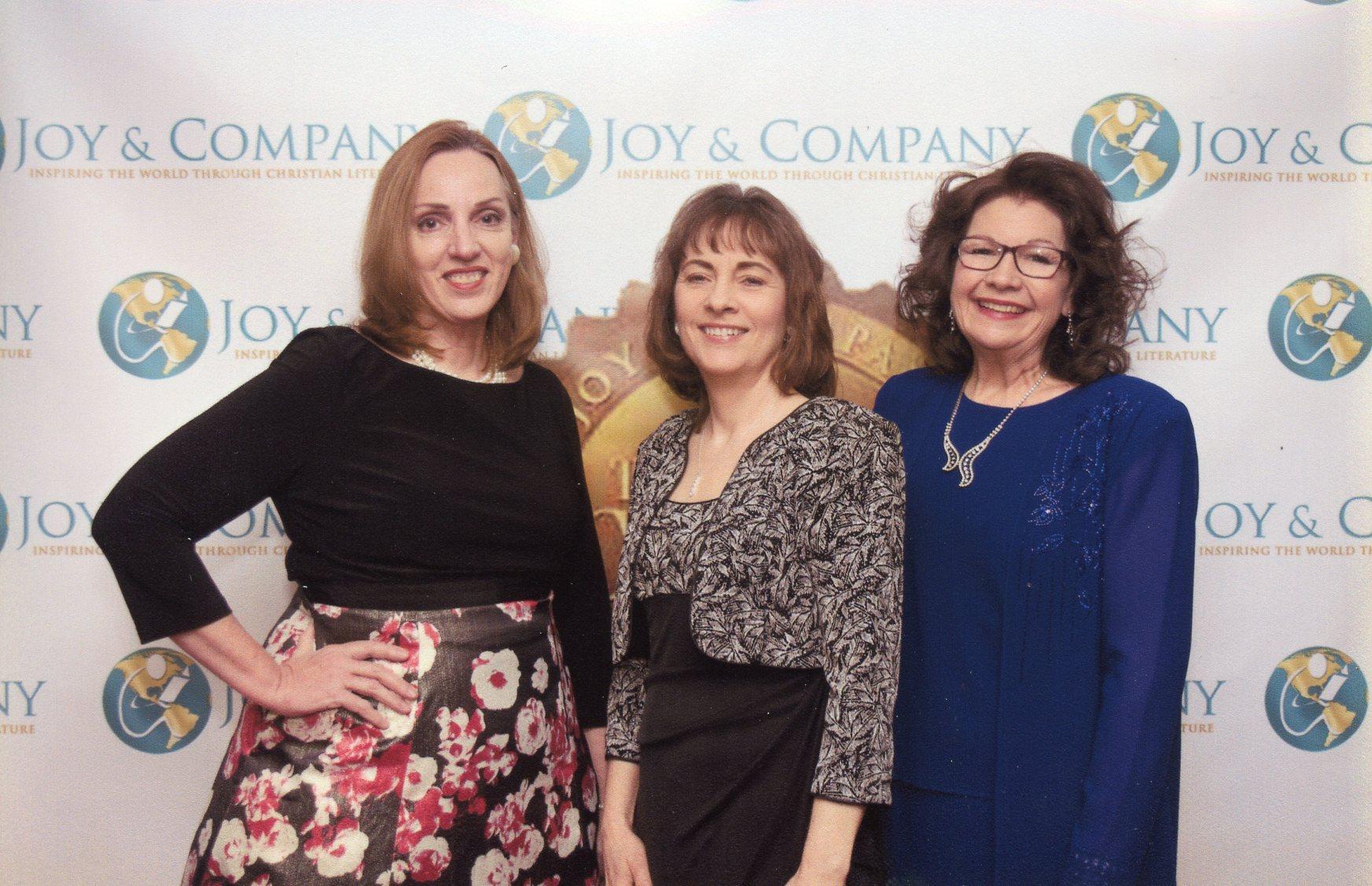 2018 Christian Literary Award gala