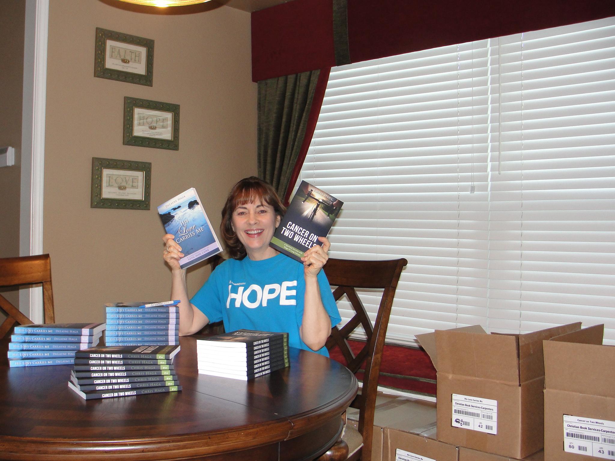 Books Arrived!