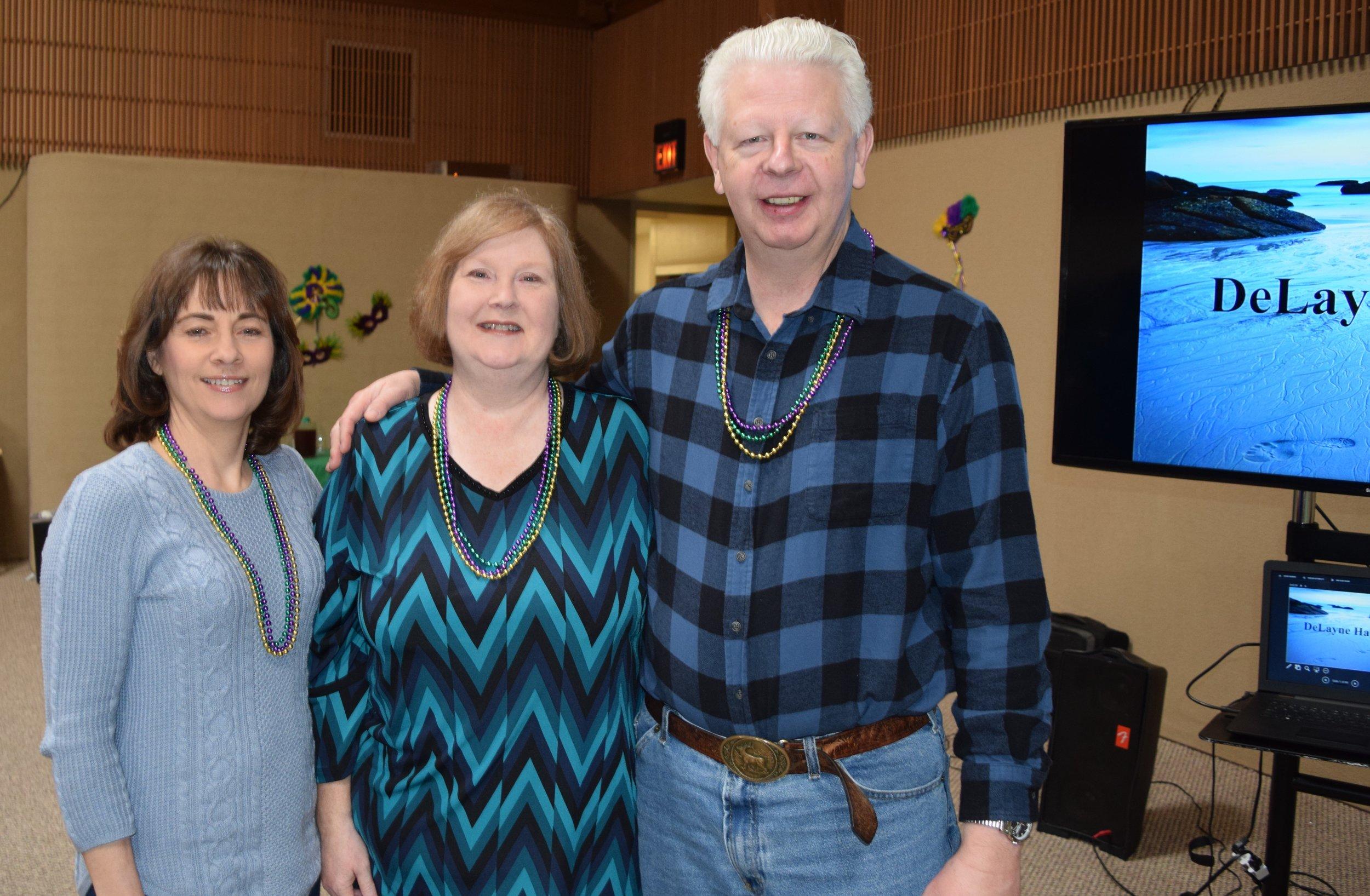 Rev. Dr. Gerald Demarest & Cindy