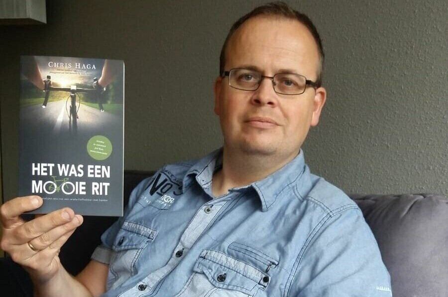 Theo Veldhuis/Dutch Publisher with Gideon Boeken