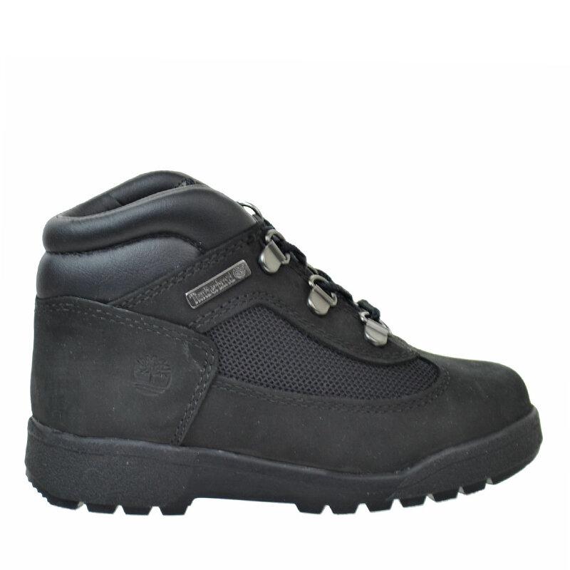 Timberland Toddler Field Boot Black A1ADB