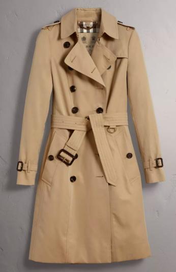 Chelsea Trench Coat