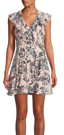 Floral Dorothy Sleeveless Dress