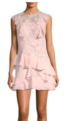 Gabriel Lace Dress