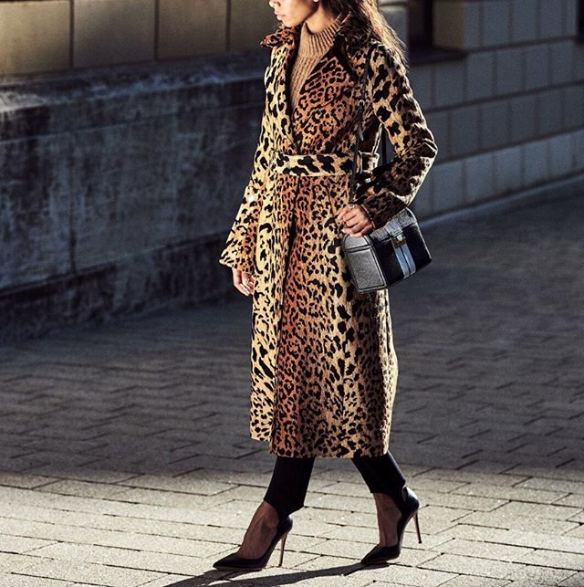 This leopard-print coat from @victoriabeckham has topped the wish lists of editors everywhere. A wild style & a key piece for outerwear for years to come! @mytheresa.com . . #fashion #fashioninspo #fashionstyle #fashionpost #fashionreview #fashionreviews #fashionable #fashionblogger #fashionbloggers #fashionblog #fashiongirl #fashionlover #fashionlovers #fashiondaily #fashionshopping #fashionusa #fashionasia #fashiondress #fashionclothes #fashionclothing #luxuryfashion #luxurystyle #petitestyle #petite #designerdress