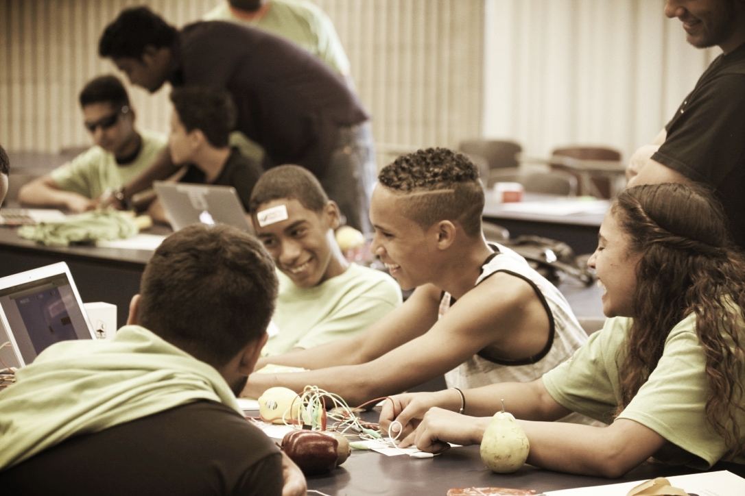 STEAM UP FOR College -