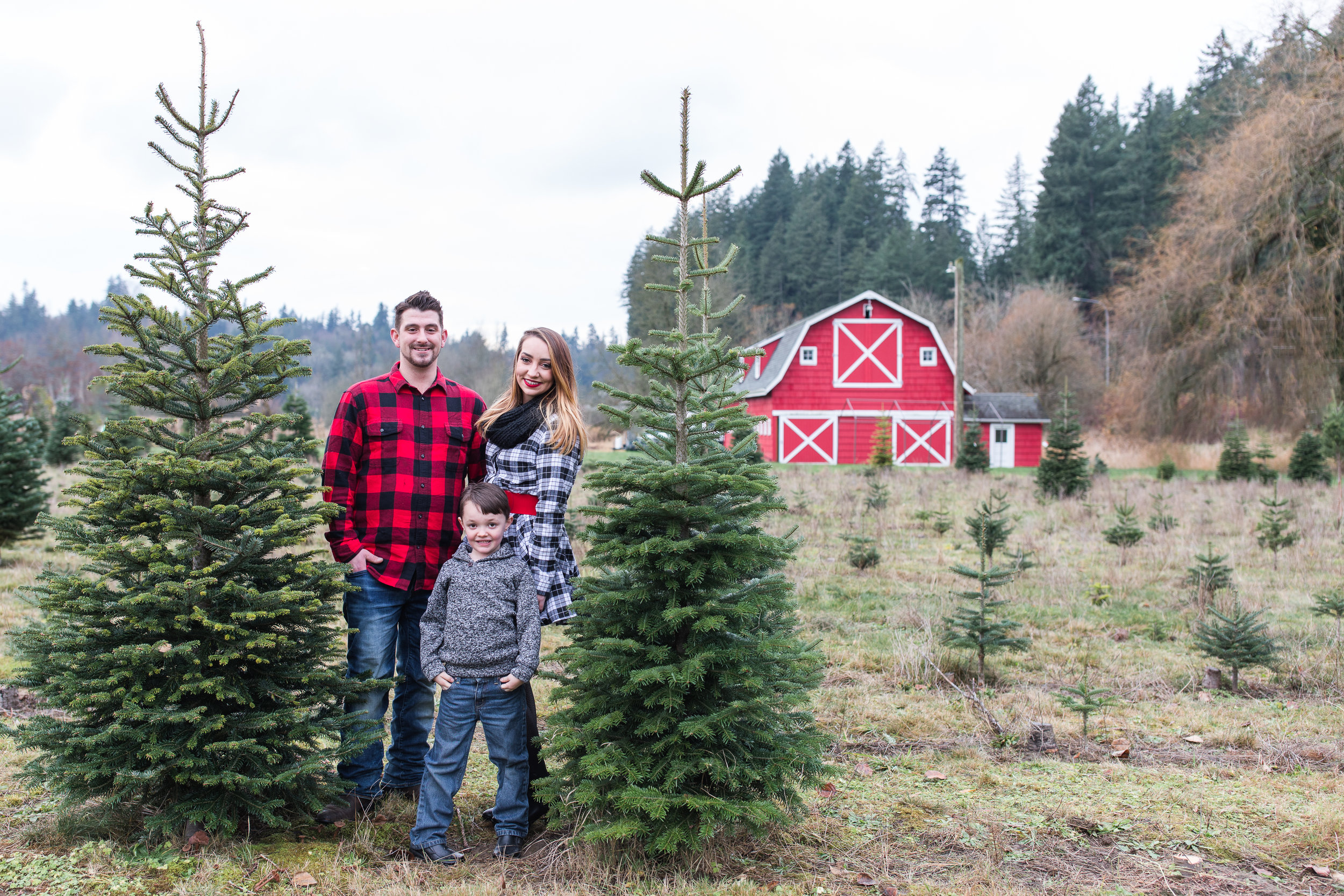 Freeman Family Christmas Minis_Serres Christmas Tree Farm Redmond-73.jpg