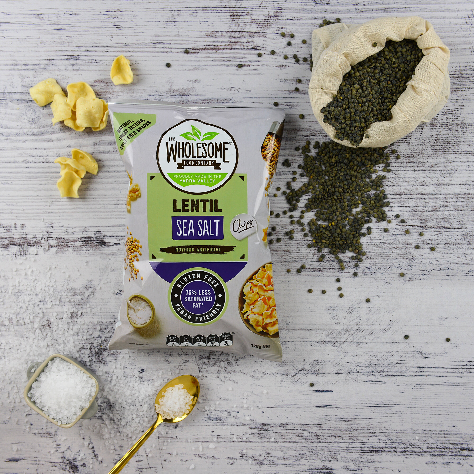 @thewholesomefoodcompany  The Wholesome Food company Is our natural premium brand in health. made for snacking; whether it be sharing with family or on the go, it's better for you.  We make Gluten free snacks with nothing artificial added, while still delivering on exceptional flavour.