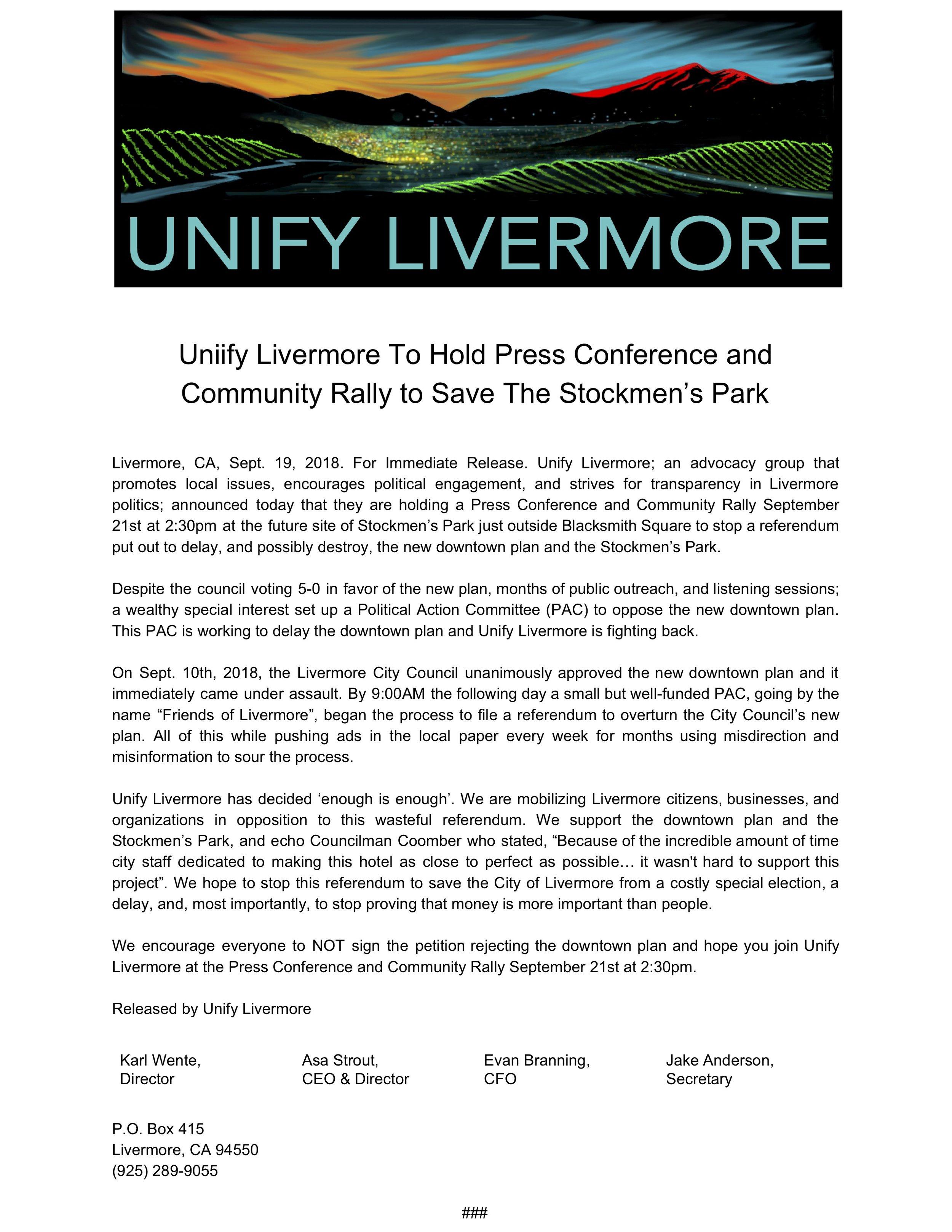 Unify Livermore - Press Release Sept 19.jpg