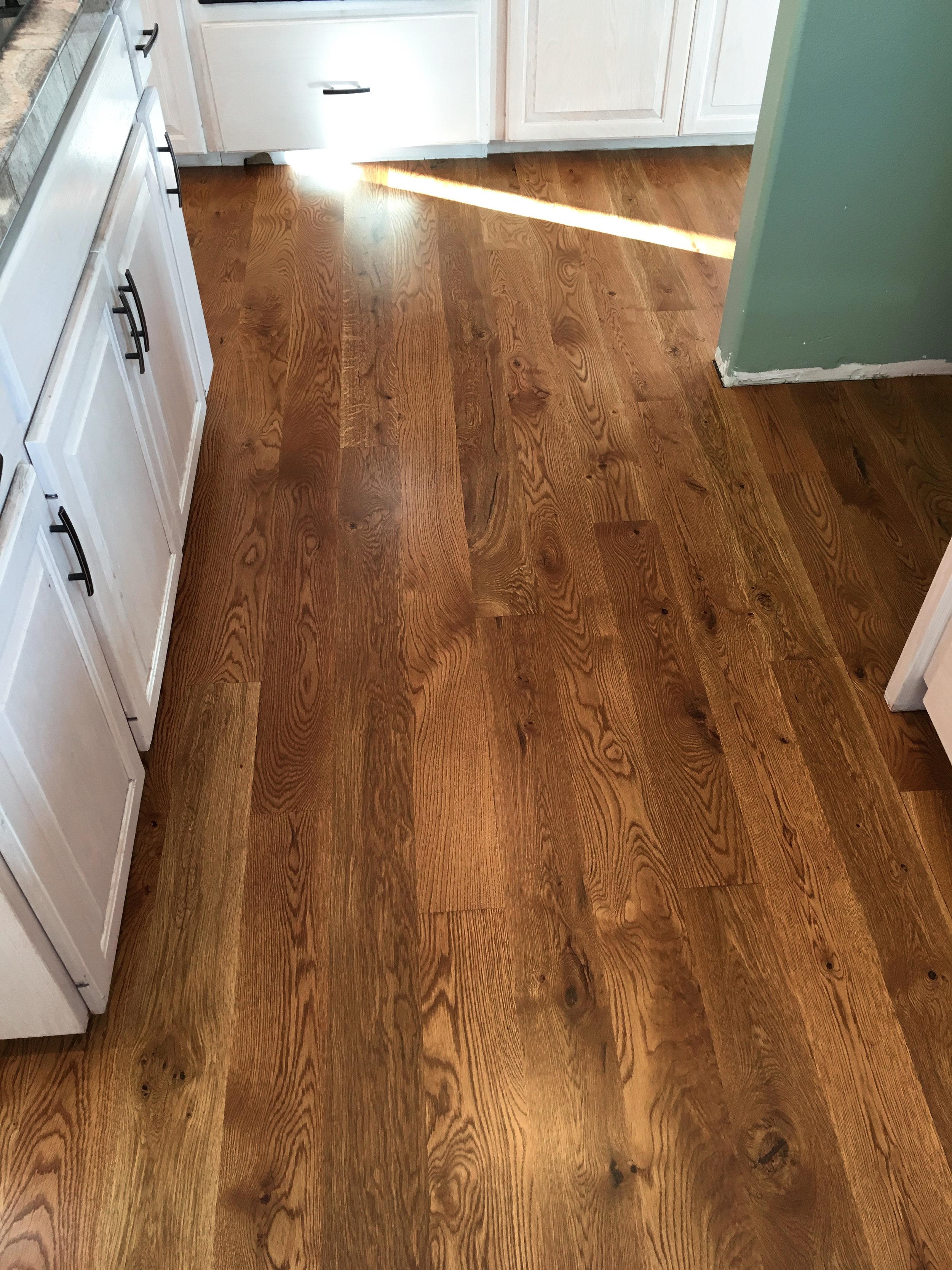 White Oak Plank